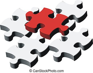 central puzzle