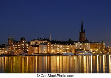 central, riddarholmen, stockholm