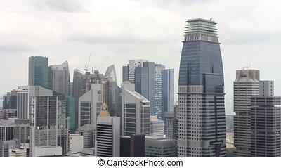 central, zone affaires, singapour
