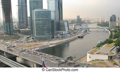 centre, district, business, aussi, moscou, presnensky, moscow., localisé, moscow-city, international, referred