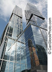 centre, russie, business, moscow-city