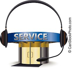 centre, service