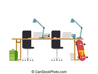 centrera, skapande, co-working, kontor