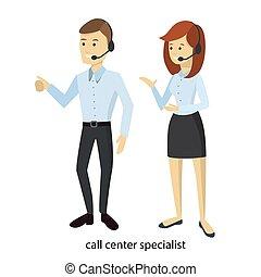 centro chiamata, service.