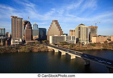 centro cidade, austin, texas