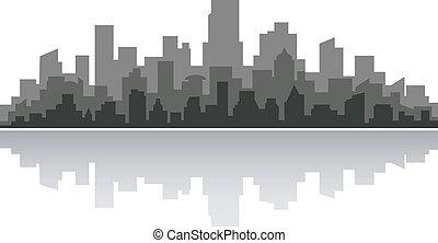 centro cidade, cityscape