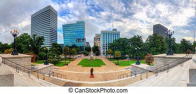 centro cidade, columbia, sc