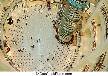 centro comercial, 2