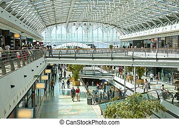 centro comercial, portugal, vasco, da, lisboa, gama