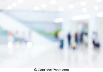centro commerciale, shopping, offuscamento