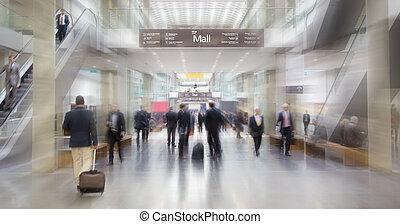 centro, convención