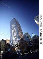 centro, costruzioni, vancouver