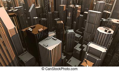 centro distrito cidade