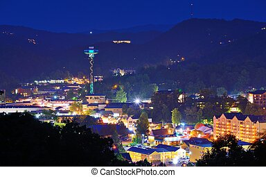 centro, gatlinburg, tennessee