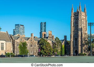 centro,  Toronto