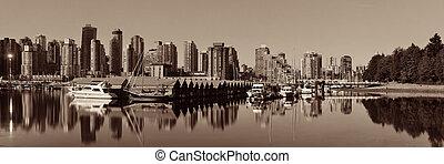 centro, vancouver