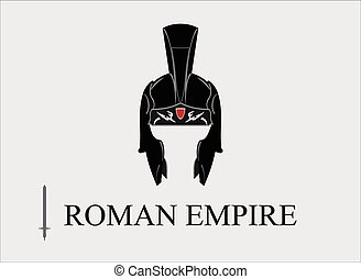 centurion, praetorian, icon., élégant