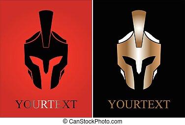 Centurion warrior. Knight. Trojan. - Centurion warrior....