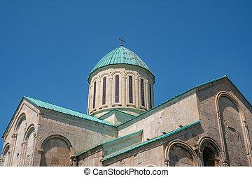 century), ciudad, ortodoxo, (xi, bóveda de la iglesia, ...
