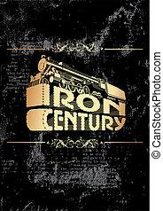 century_golden, jern