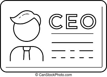 ceo business card vector clip art eps images 622 ceo business card rh canstockphoto co uk download clipart for business cards download clipart for business cards