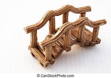 Ceramic Bridge Model