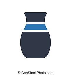 ceramic glyph color icon
