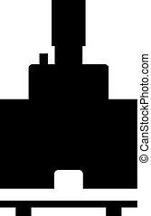 Ceramic mixer cartridge, shade picture