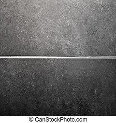 Ceramic tiles texture. Gray ceramic tiles for wall or floor.