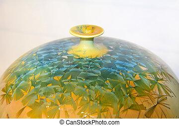 beautiful ceramic products creative still life