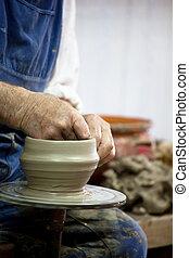 Ceramist - potter