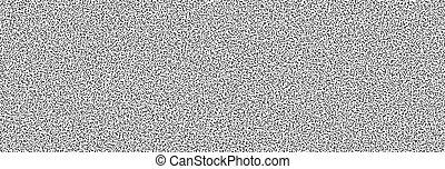 cerchi, struttura, casuale, pointillism, dots., pointillist, modello, macchioline, illustration., lentiggine