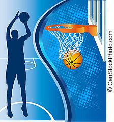 cerchio, pallacanestro