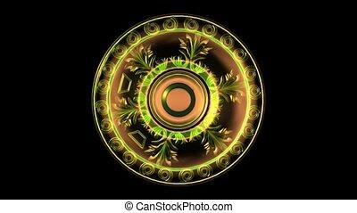 cercle, art