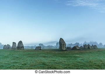 cercle pierre, castlerigg