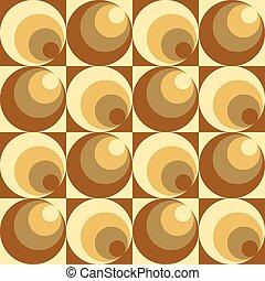 cercles, modèle