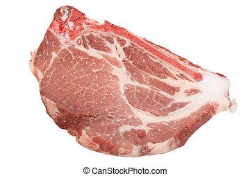 cerdo, carne
