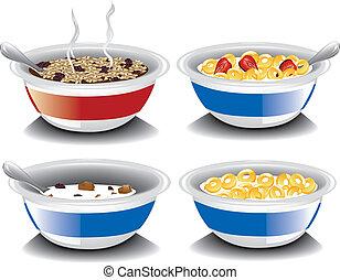 cereal, variado