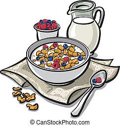 cereale colazione
