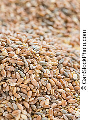 Cereals (for use as background image or as texture)