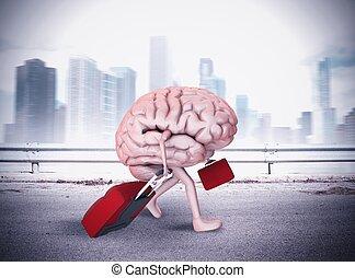 cerebro, escape