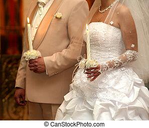 Ceremony in church - Wedding Ceremony in Church
