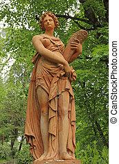ceres, estatua