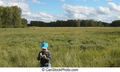 cerf-volant vol, loisir, enfant