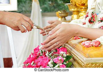 cerimonia, matrimonio