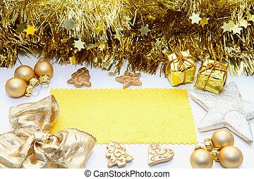 certificat don, dans, or