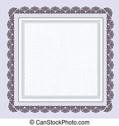 Certificate Blank Template