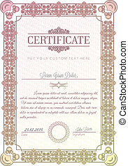certificate frame charter diploma