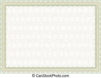 Certificate Frame Diploma - certificate, diploma for print
