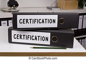 certificazione